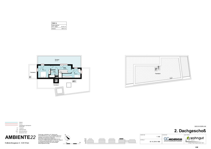 2_Geschoßplan_Kolletschkag. 4_2.DG_VBB