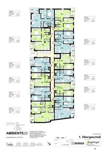 2_Geschoßplan Wohnungen Z28_1.OG_VBB