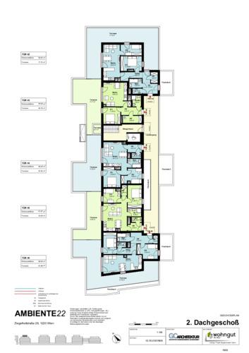 2_Geschoßplan Wohnungen Z28_2.DG_NBB