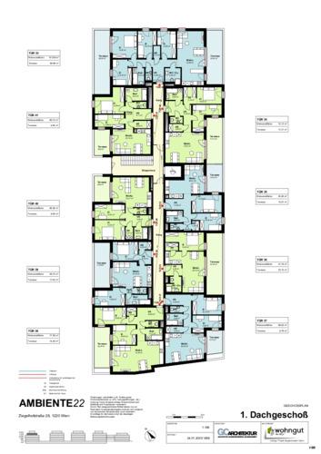 2_Geschoßplan Wohnungen Z28_1.DG_VBB
