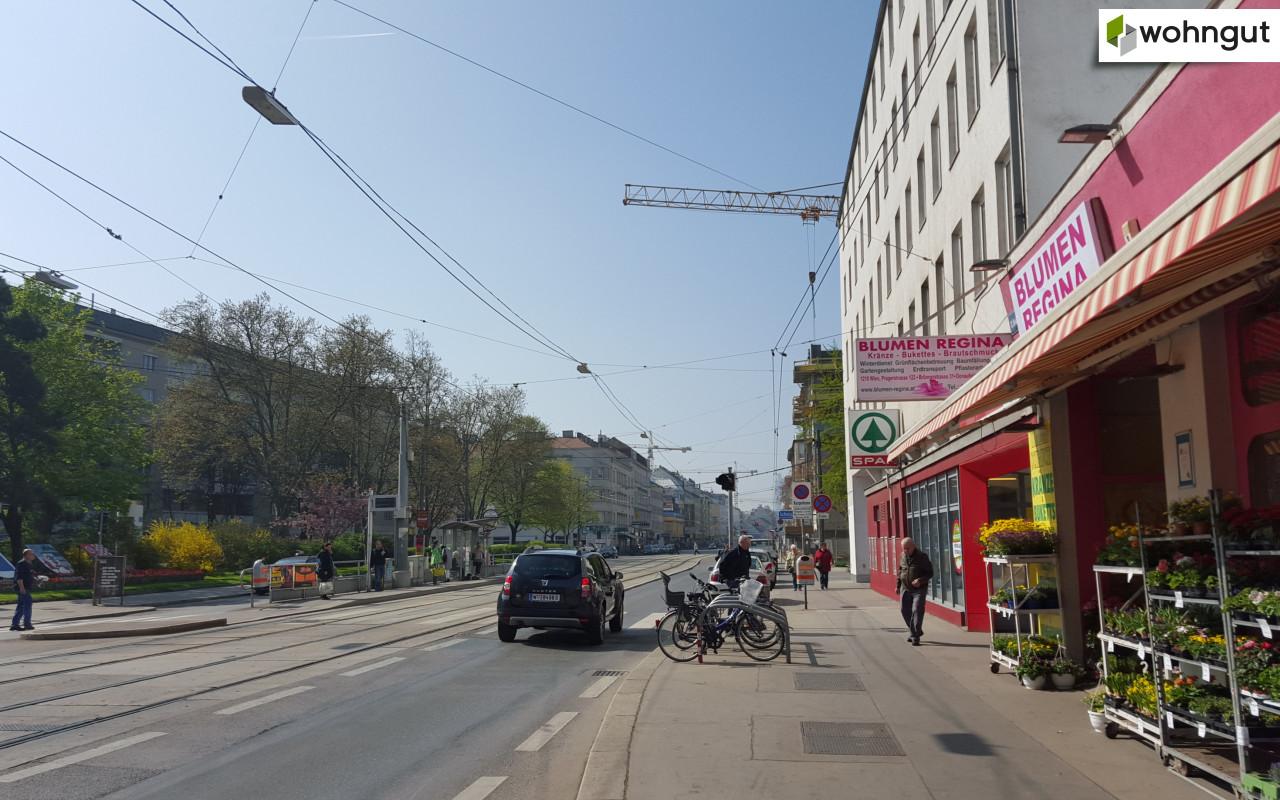 TRIANGEL21_Brünner Straße Infrastruktur