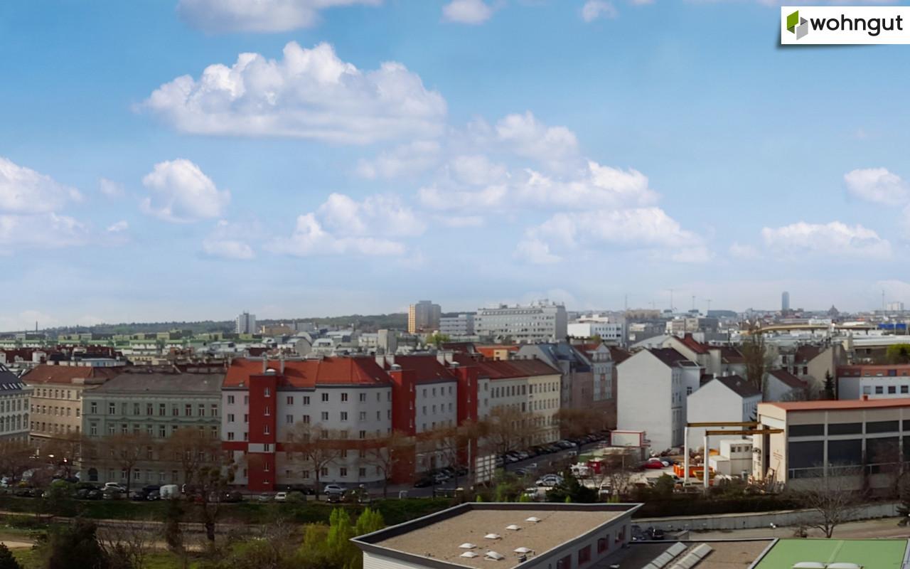 Panorama Ausblick Süd