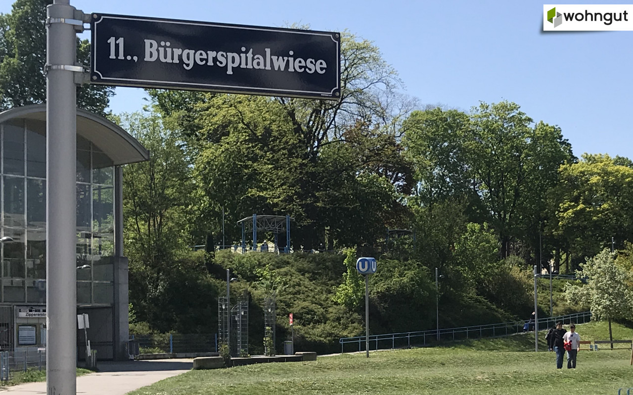 U3 Zippererstraße nahe Hallergasse